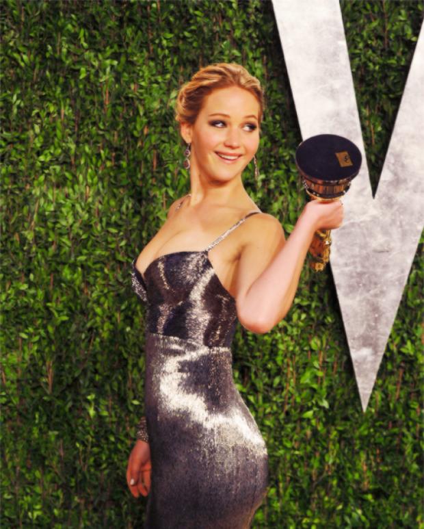 "Jennifer Lawrence as ""Billie"""