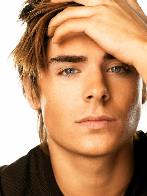 Zac Efron as Jules, originated by Demi Moore. Bam.