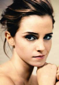 And here's Emma Watson! COME ON!