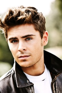 And this is Zac Efron...see!