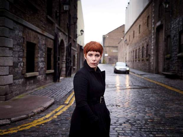 This is Tana French and she's pretty f-ing brilliant.