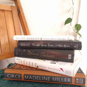 Bought all these, have only read Circe :(